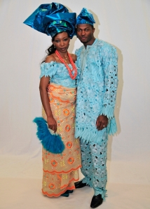 West African glamour!