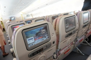Information Communication Entertainment (ICE) on Emirates